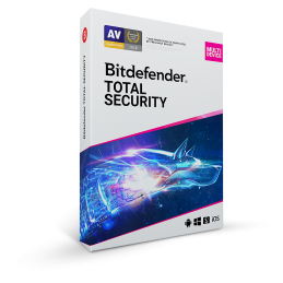 Bitdefender Total Security...
